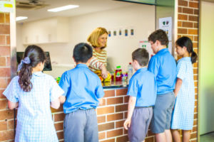 St Anthony's Catholic Primary School Marsfield Facilities Canteen